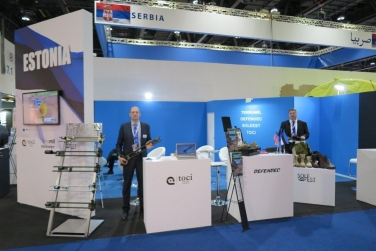 Defence Expo IDEX 2015