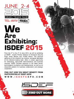 Defence Expo ISDEF 2015